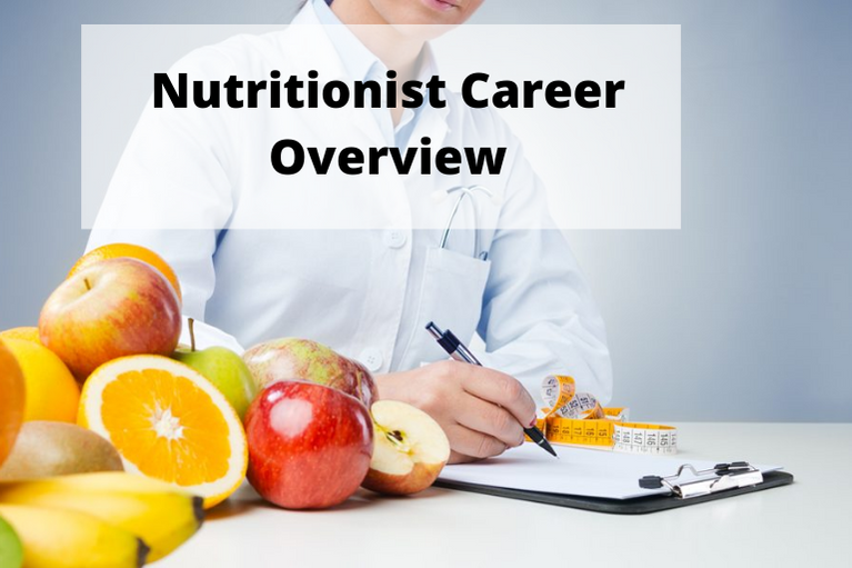 Nutritionist Career Overview